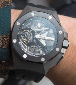 2a2fd87257d The Audemars piguet royal oak concept supersonnerie flying tourbillon GMT fake  watch Royal Oak Concept has existed since 2002 and has become the canvas  for ...